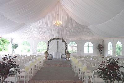 Prairie Sage Vintage Decoratewedding Tent | Planning A Wedding