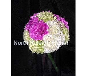 Hand-tied Carnation Bouquet