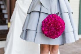 Pink Carnation Pomander