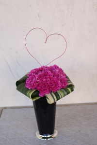 Hold My Heart - Pink Carnations
